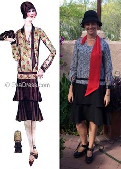 Day Dresses, Patterns, Gallery, How To Wear, Fashion, Block Prints, Moda, Roof Rack, Fashion Styles