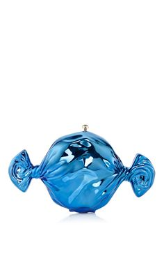 Blueberry Candy Clutch by Judith Leiber