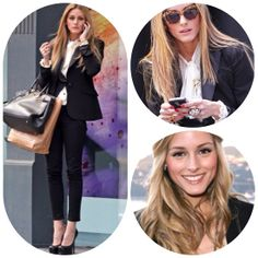 Love Olivia Palermo's style! Check out these 8 Fall Fashion Tips featuring Olivia Palermo.