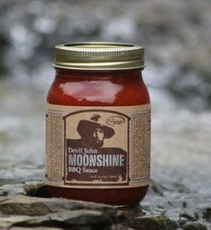 The Devil in this Moonshine Sauce is the Secret Ingredient!