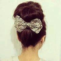 Lovely bow <3