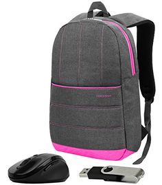 VanGoddy Magenta Trim Light Weight Laptop Backpack for Acer TravelMate  ChromeBook Aspire 11 to 15inch Wireless d5e03f7317989