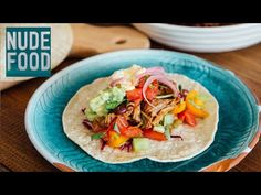How to make Mexican fiesta tacos with slow-cooked pulled pork! - YouTube