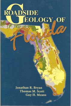 Finally a geology book for Florida! Voluminous color photos and illustrations. Rocks And Gems, Rocks And Minerals, Rock Tumbling, Places In Florida, Treasure Hunting, Florida Georgia, Fossils, Geology, Mud