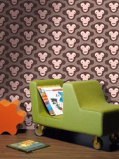 Emma / non-woven wallpaper / lavmi