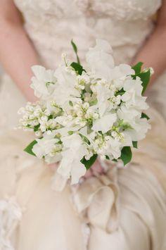 Such a romantic bouquet!