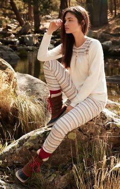 Pijamas y lencería para mujer especial otoño