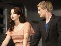 Katniss & Peeta - The Hunger Games