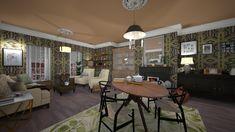 Roomstyler.com - Grandma salon