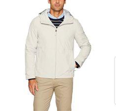 08ff65d594e1 Dockers Men s Mason All Terrain Hooded Windbreaker - Breathable  fashion   clothing  shoes