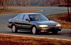 1986 Acura Legend Sedan
