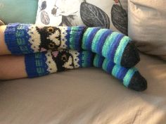 Pate-sukat oma malli