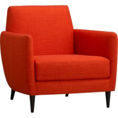 To complete my orange, green, cream and gray living room.
