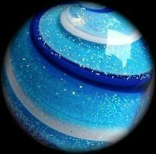 ❤ One of my favorite things: Marbles by Eddie Seese Glass Rocks, Glass Marbles, Stained Glass Art, Leaded Glass, Marble Art, Turquoise, Teal, Glass Paperweights, Glass Globe