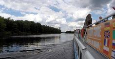 Eine Dampferfahrt durch den Berliner Süden und das Umland   Reise-Geil.de