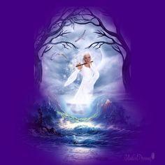 mystical art   Angel : I Love Mystical Art Story & Experience