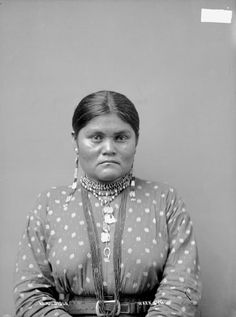 This woman is one of Chief Locos wives.
