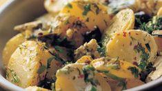2019 Feta, Potato Salad, Mashed Potatoes, Eggs, Chicken, Cooking, Breakfast, Ethnic Recipes, Inspiration