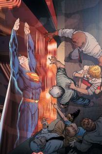 SMALLVILLE SEASON 11 #2   DC Comics
