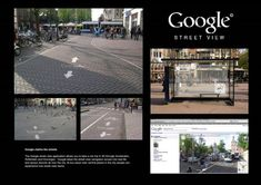 Google Street View: Google claims the streets | Ads of the World™