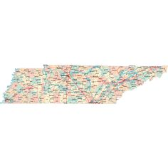 Scalable online Tennessee road map and regional printable road maps of Tennessee. Highway Map, Tennessee Map, Mountain City, Smoky Mountain National Park, Cades Cove, State Map, Great Smoky Mountains