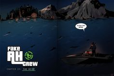 exactly four thirty am — Somewhere off the Los Santos shore… (inks: one /...