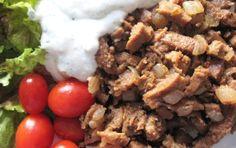 Dieta Dukana :: Kebab z warzywami :: Przepisy Zasady Efekty