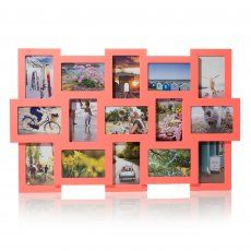 Rubix 15 Picture Multi Wall Frame
