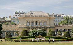Amsterdam, Carcassonne, Palace, Mansions, House Styles, Havana, Vienna, Austria, Cities