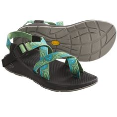 cbc98c6bbbb8 Chaco Z 2 Yampa Sport Sandals (For Women) in Mermaid Chaco Shoes
