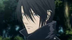 anime guys with black hair - Google Search