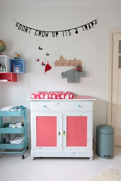 The baby room tour