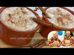 Canjica ou Munguzá Cremosa com Leite Condensado e Leite de Coco