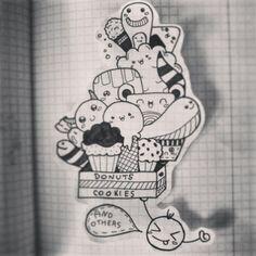 My doodle art ;3