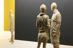 Peter Demetz - Figurative wood sculptor