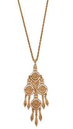 Ben-Amun Dreamcatcher Necklace