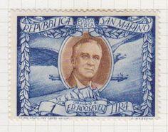 San Marino Postage Stamps - de búsqueda