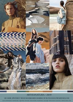 ARTISANATURA / 2019 Sources: Mali Koopman – Charlotte Wales – Vogue China – Lily Stewart – Yelena Yemchuk – I'M Isola Marras – Laura Edgar – Heloise Giraud – Grazia France – Andoni & Arantxa – Chloe