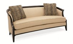 Urban Sofa, American Kaleidoscope, Schnadig.    Sink in, relax. Style and comfort are givens here.    www.mkhomedesign.com