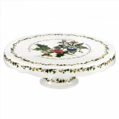 Portmeirion THE HOLLY /& THE IVY Square Mini Bowl 8946520