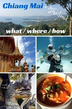 We spent half a year in Northern Thailand. We lived in Chiang Mai and visited different places near and far. Here are some online travel resources that we used to make our life more enjoyable in this beautiful country.