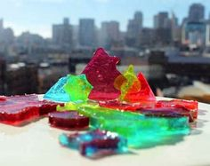 Create This Colorful Custom Candy Recipe with Jolly Ranchers & Cookie Cutters All You Need Is, Old School Candy, Food Humor, Funny Food, Celebrate Good Times, Jolly Rancher, Custom Candy, Hard Candy, Candy Recipes