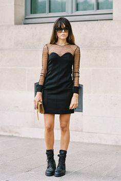 Paris Fashion Week SS 2014....Evangelie