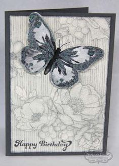 Stampin' Up!, Watercolour Wings, That Thing You Did, Timeless Elegance