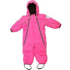 Molo baby pige flyverdragt - Pink