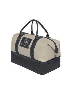 MALEXXIUS Reisetasche WEEKENDER Tasche, Trolley, Koffer, Leder-Look (MAL011)