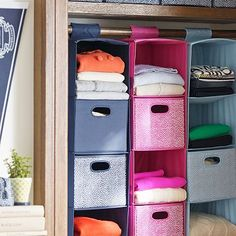 hang closet, hanging closet organizer, closet organizations