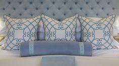 London — Helen Turkington Helen Turkington, Design Projects, Bed Pillows, Pillow Cases, Interior Decorating, Sweet Home, New Homes, Interiors, London