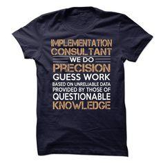 Implementation Consultant T-Shirt Hoodie Sweatshirts aae