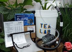 Compost Tea Brewer Kit : 5 Gallon : Bubbles other brewers out of the water TeaLAB http://www.amazon.com/dp/B00JZD720E/ref=cm_sw_r_pi_dp_5BJ3wb04AFNSD